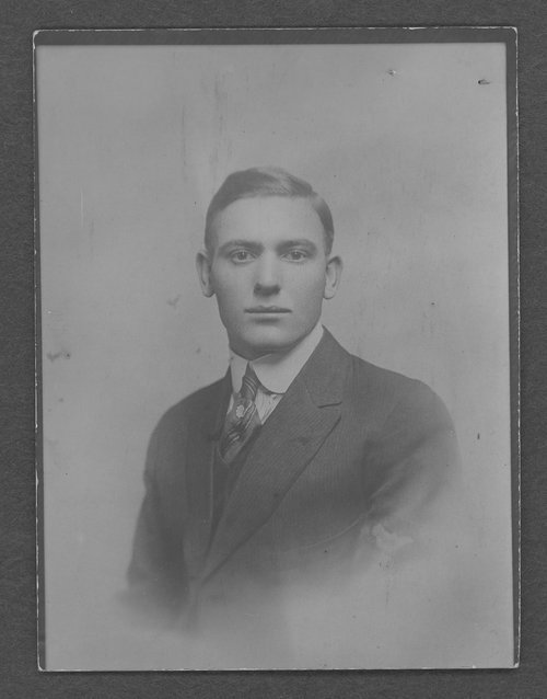 Alvin Julius Wendlandt, World War I soldier - Page