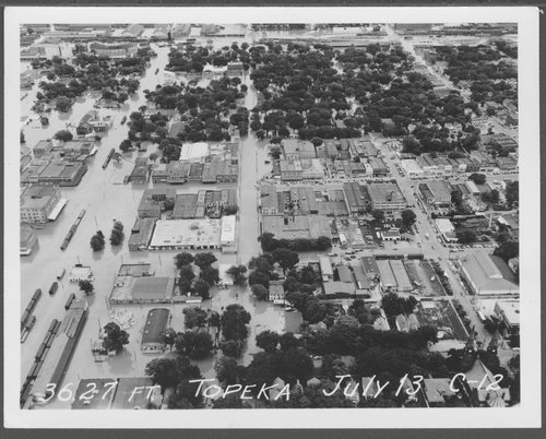 Flood in Topeka, Kansas - Page