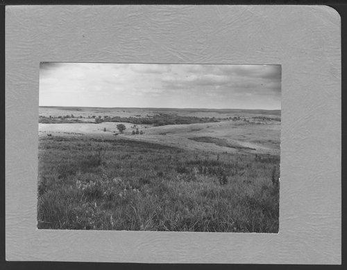Kansas Flint Hills - Page