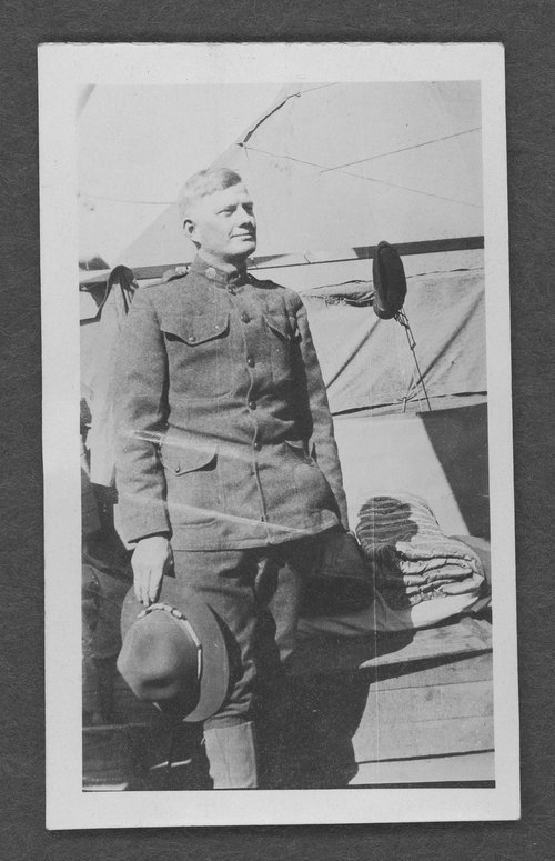 George C. Wendt, World War I soldier - Page