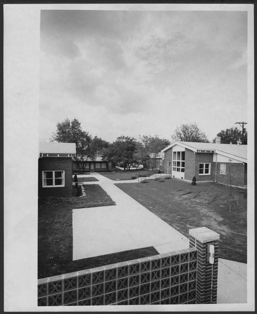 Rippel Complex, Menninger East Campus, Topeka, Kansas - Page