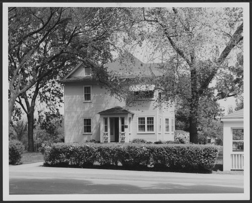 Northwest Office, Menninger Clinic East Campus, Topeka, Kansas - Page