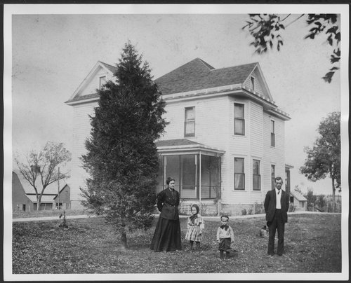 Sutherin Home in Topeka, Kansas - Page