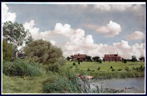 Menninger Clinic East and West Lodges, Topeka, Kansas - Page