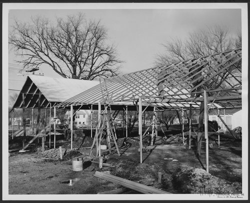 Greenhouse on Menninger East Campus, Topeka, Kansas - Page