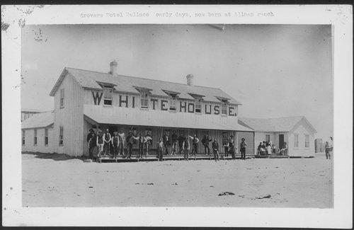 White House, Wallace, Kansas - Page