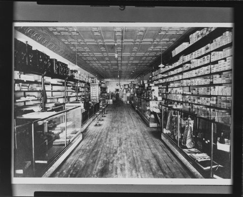 Wurtz's Department Store, Sharon Springs, Kansas - Page