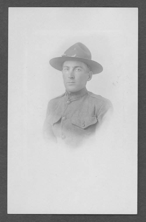Owlen Jasper West, World War I soldier - Page