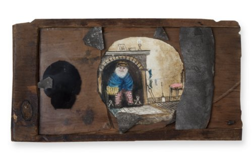 Samuel Reader lanternslide - Page