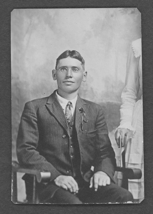 Charles Wheatley, World War I soldier - Page