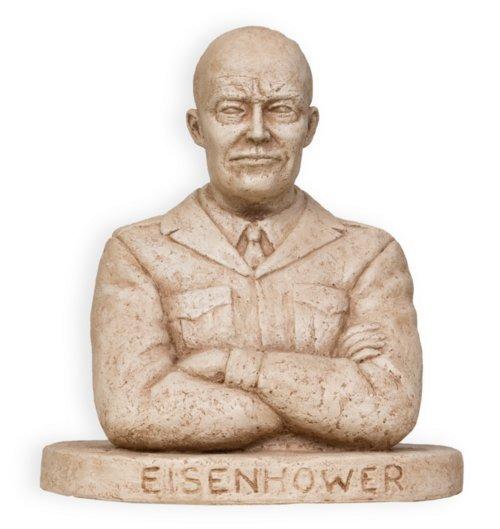 General Dwight Eisenhower sculpture - Page