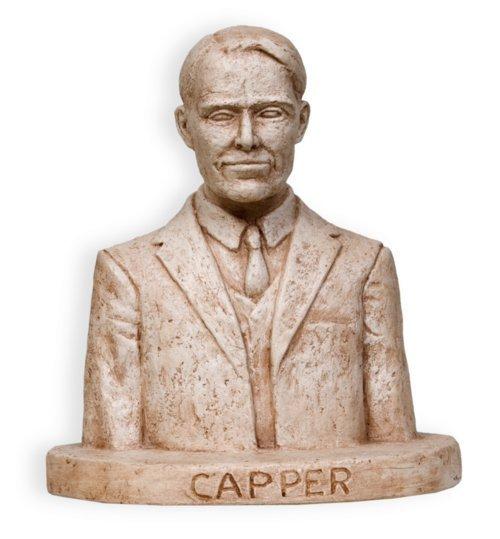 Senator Arthur Capper sculpture - Page