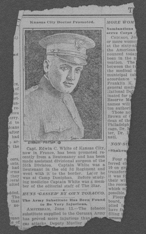 Edwin C. White, World War I soldier - Page