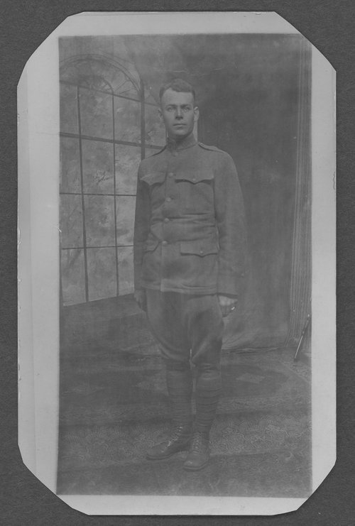 Homer White, World War I soldier - Page