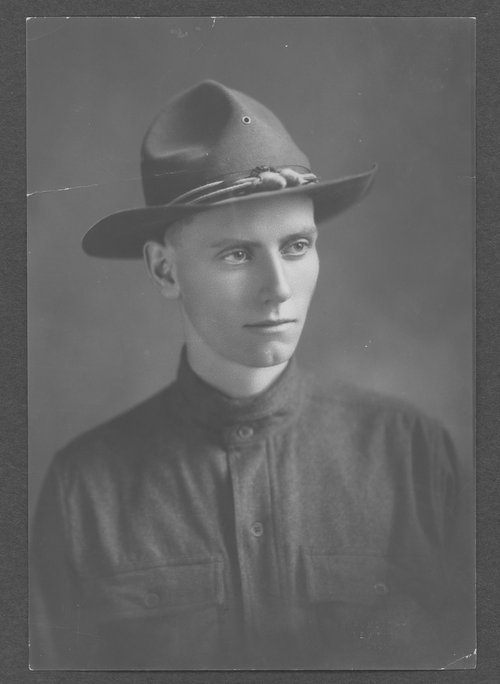 Arthur Paul Whitesell, World War I soldier - Page