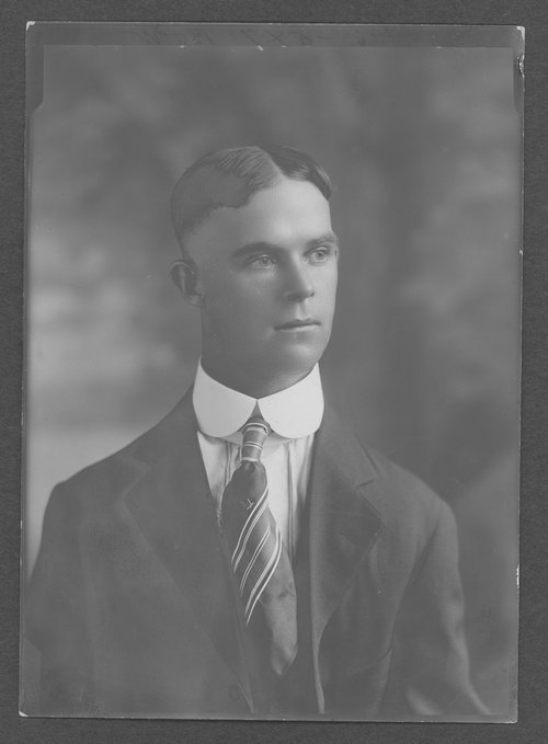 Jesse U. Barn, World War I soldier - Page