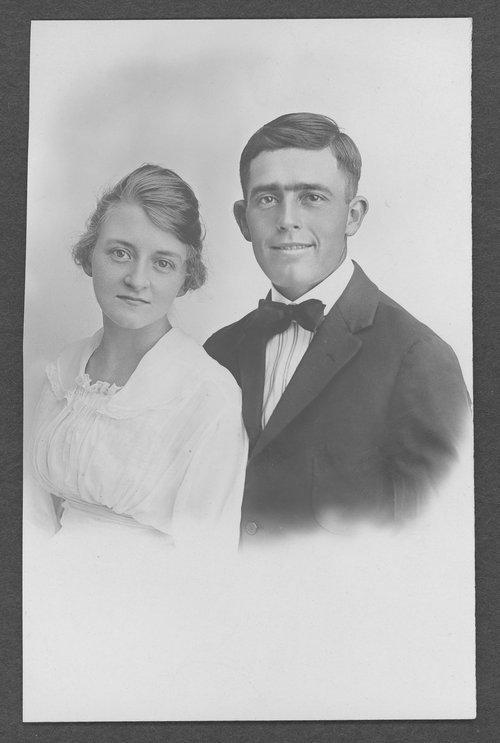 Earl Barrett, World War I soldier - Page