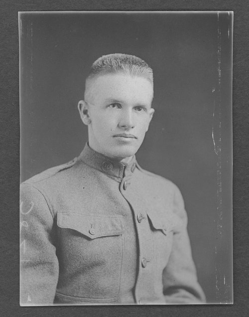 Wilbert Wallace Barrett, World War I soldier - Page