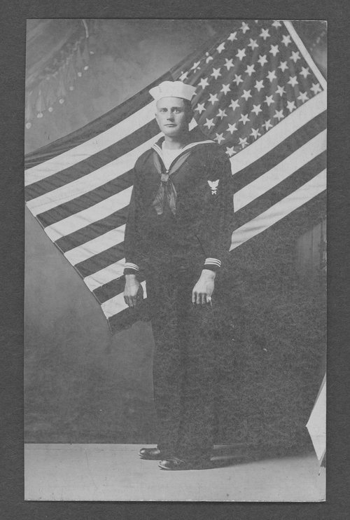 George Batdorff, World War I soldier - Page