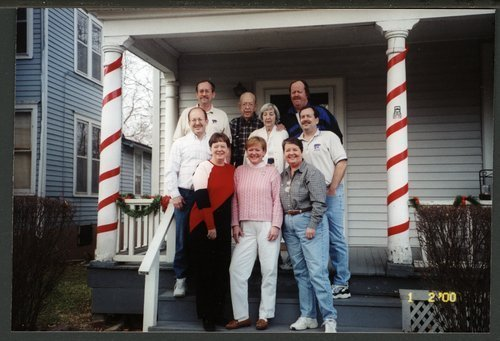 Robert Dawson Lykins family - Page