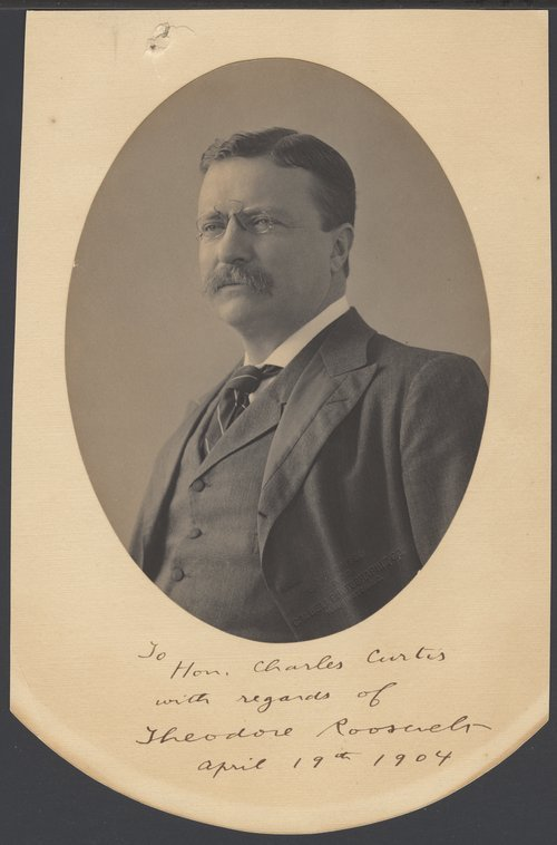 Theodore Roosevelt, President of the United States - Page