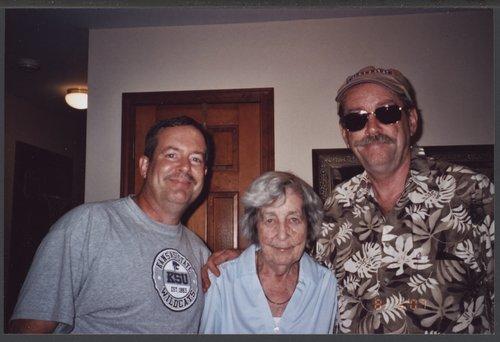 Tim Lykins, Mary McNerney Lykins, and Dan Lykins - Page