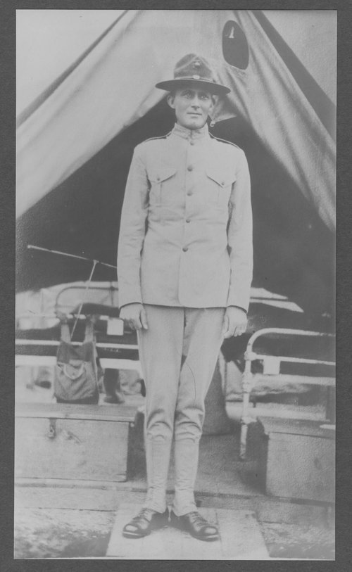 Marion Milton Beal, World War soldier - Page