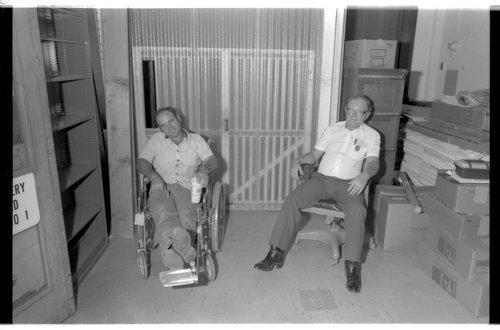 Warren Pugh and John Holt - Page