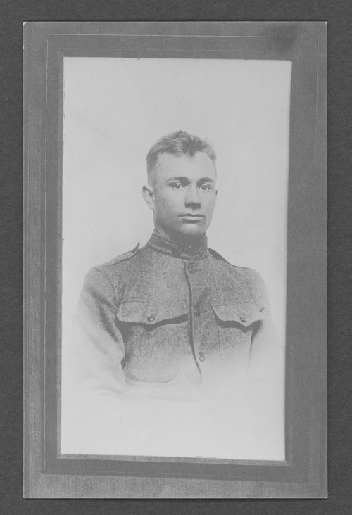 Vernon Rudolph Bennett, World War I soldier - Page