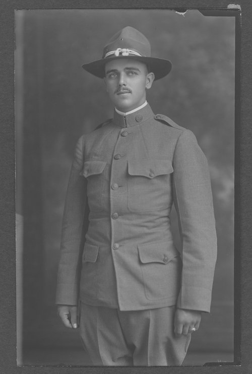 Webster S. Bennett, World War I soldier - Page