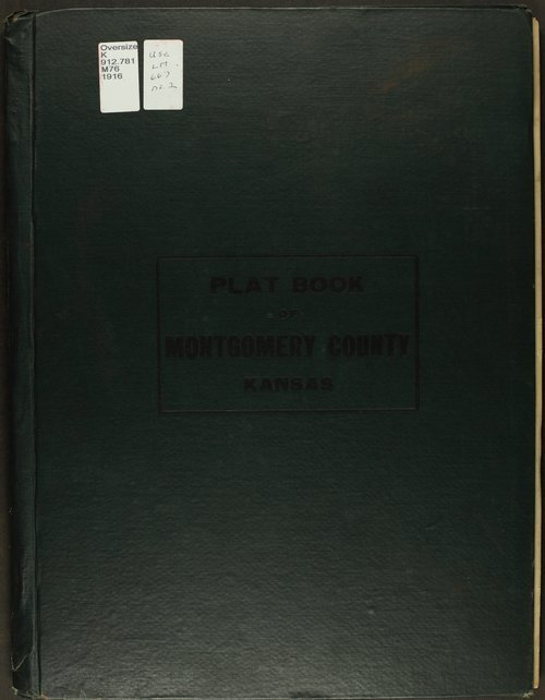 Atlas and plat book of Montgomery County, Kansas - Page