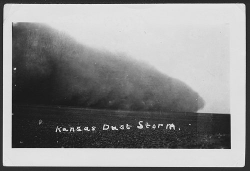 Kansas dust storm - Page