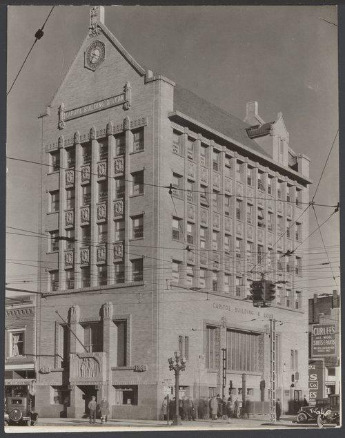 Capitol Building & Loan Assocation, Topeka, Kansas - Page
