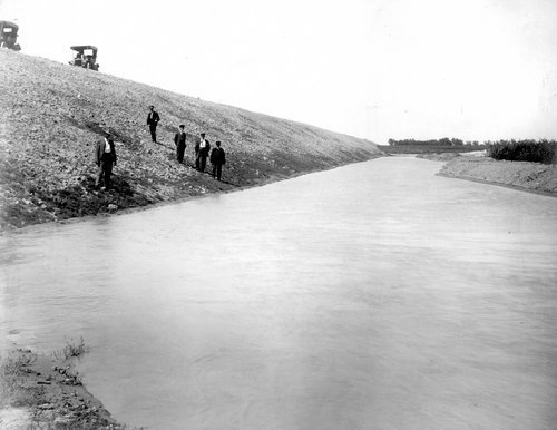 Main Great Eastern ditch in Finney County, Kansas - Page