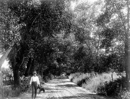 Lover's lane in Garden City, Kansas - Page