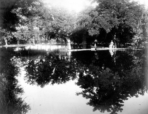 C. M. Niquette's pond in Finney County, Kansas - Page