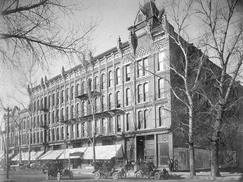Windsor Hotel, Garden City, Kansas - Page