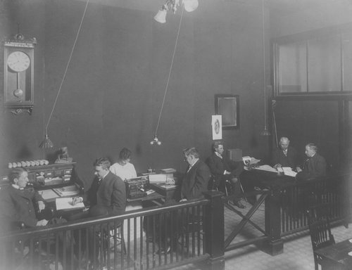 Office of the Great Western Land Company in Garden City, Kansas - Page
