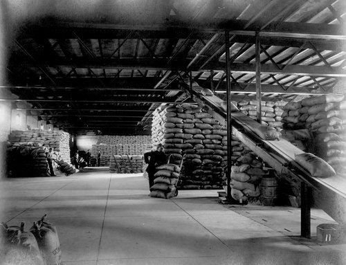 Factory sugar room with a capacity of 150,000 bags - Page