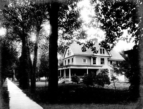 Mr. Lawrence's residence in Garden City, Kansas - Page