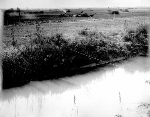 Irrigation canal, Finney County, Kansas - Page