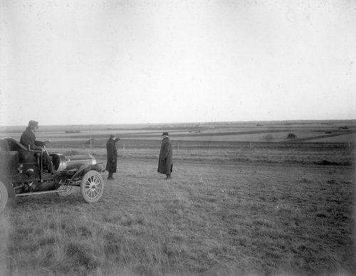 Scene of the Arkansas Valley in Finney County, Kansas - Page
