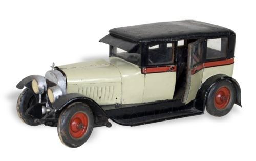 Model of Buick sedan - Page