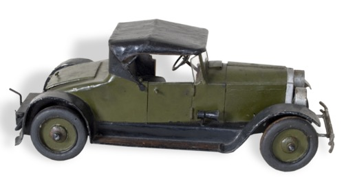 Model of Chevrolet Roadster - Page