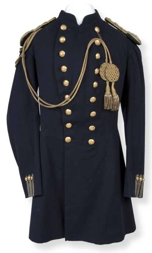 Military uniform jacket - Page