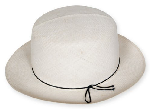 William Allen White's panama hat - Page