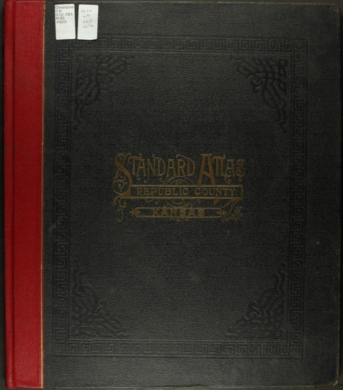 Standard atlas of Republic County, Kansas - Page