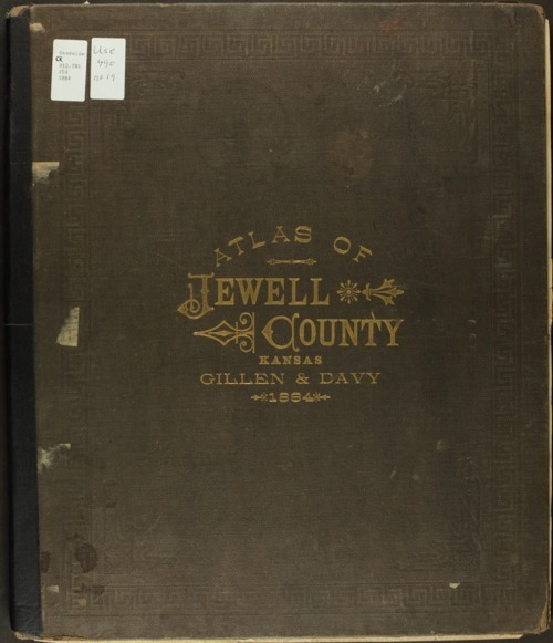 Atlas of Jewell County, Kansas - Page