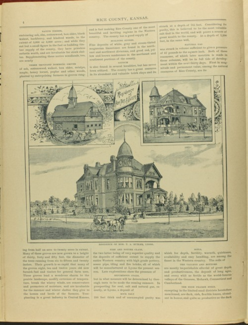 Hand-book of Rice County Kansas - Page