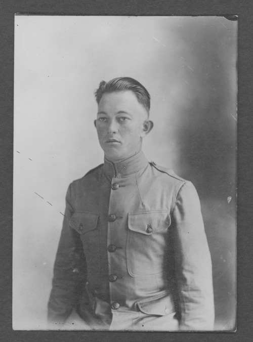 Algie McKinney, World War I soldier - Page
